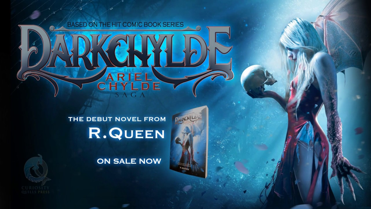 Download Darkchylde: The Ariel Chylde Saga by R.Queen Book Trailer Official