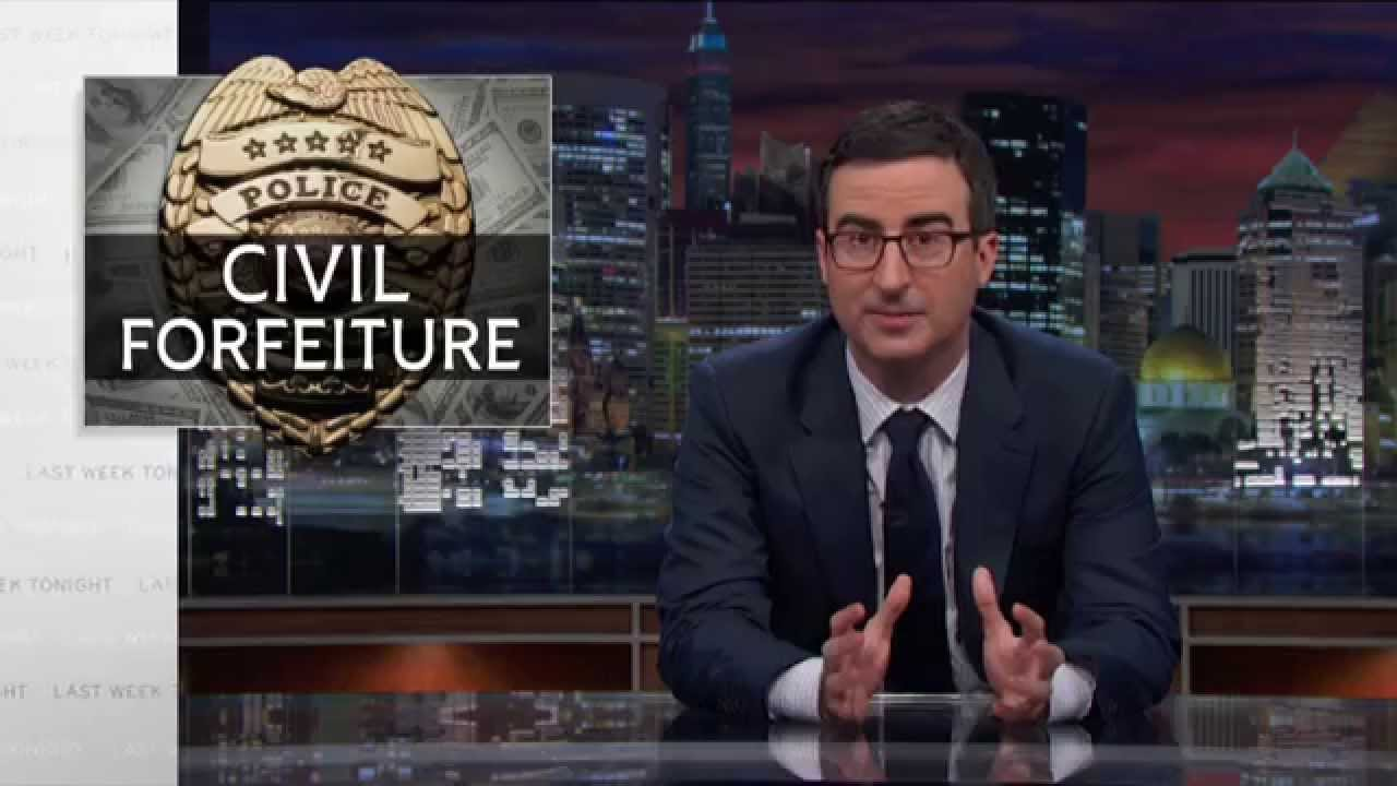 Civil Forfeiture: Last Week Tonight with John Oliver (HBO)