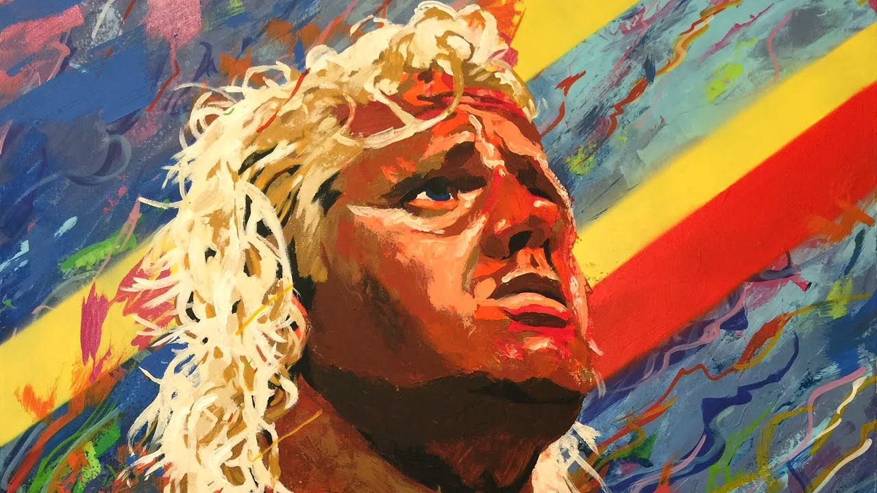 A Perfect Piece Of Art Wwe Canvas 2 Canvas Youtube
