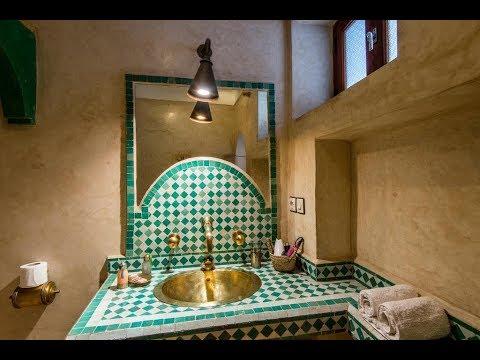 salle de bains marocaine modernes 2019 - Познавательные и прикольные ...