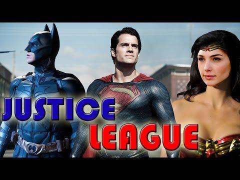 Justice League Movie & Director Confirmed