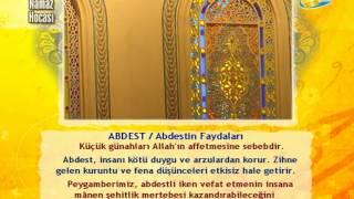 Abdestin Faydaları