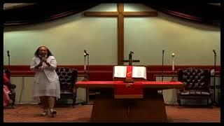 St. Peter's UMC Worship 5-31-20