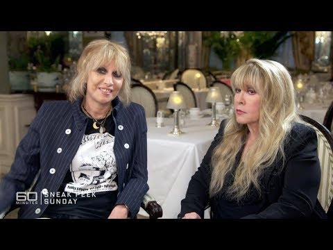 Chrissie Hynde and Stevie Nicks | Sunday on 60 Minutes