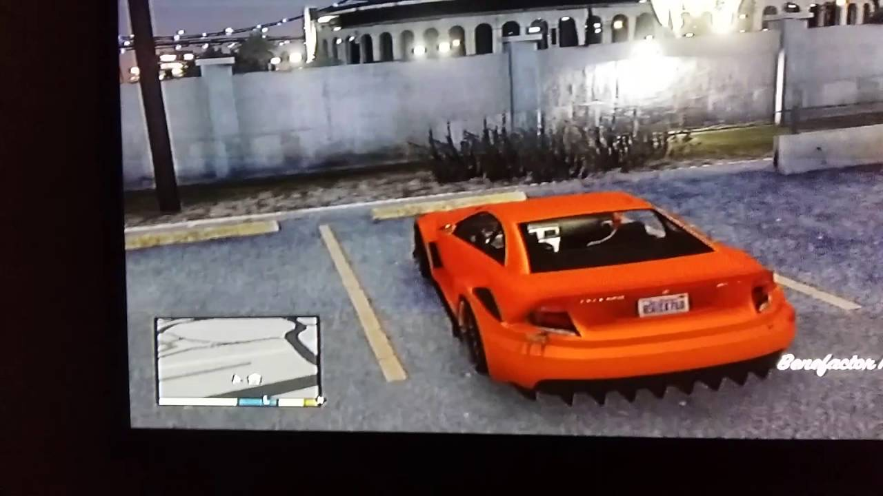 How To Buy Any Car Out Of Stock For Free Gta:v On Playstation