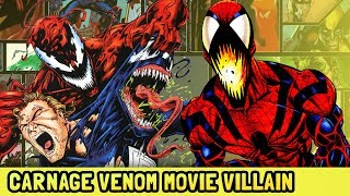 Carnage Confirmed New Venom Movie Rated R Villain