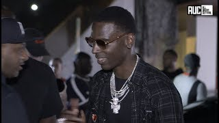 Young Dolph Birthday Bash 2018 Gold Room ATL Offset, Cardi B, QC Pierre, Street Execs, BMF