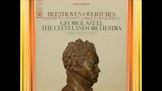 Egmont Overture - Beethoven - Szell - Cleveland Orchestra