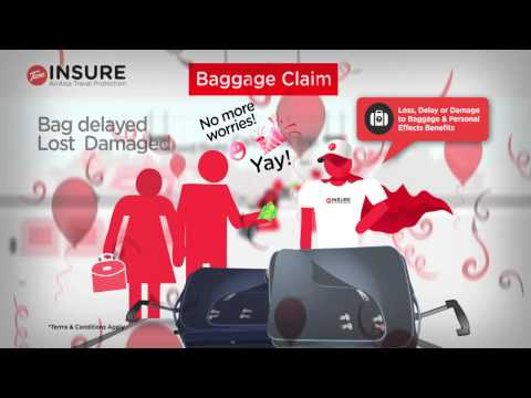 Tune INSURE AirAsia Travel Protection