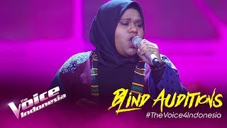 Nura - One and Only | Blind Auditions | The Voice Indonesia GTV 2019