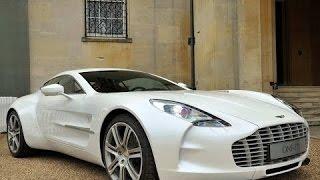 Мегазаводы: Астон Мартин One 77 (Aston Martin)