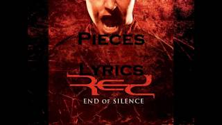 Скачать Red End Of Silence Pieces Lyrics HD
