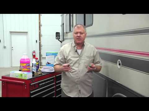 Quick Release Adaptors for Your RV City Water Inlet