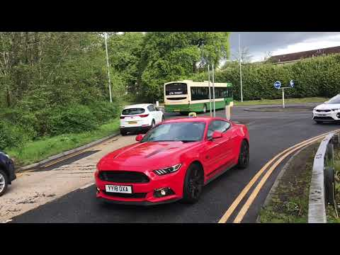 Buses in West Lothian May 2021
