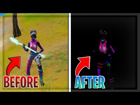 HOW Is The KOMPLEX Skin REACTIVE In Fortnite Battle Royale! | How To Upgrade Komplex Skin
