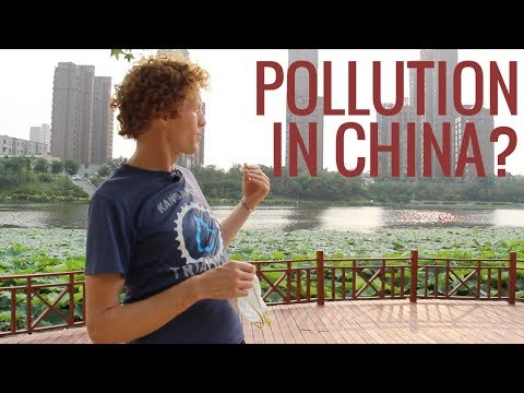 Running Into Pollution in China?