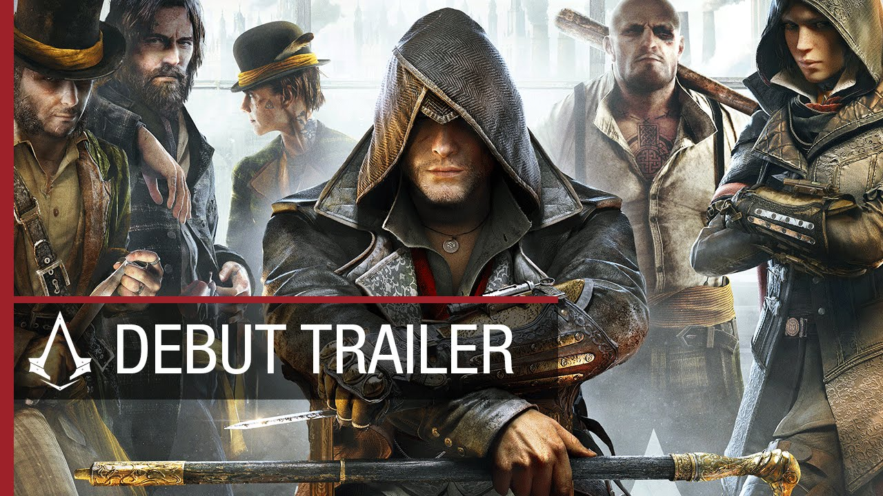 Top Assassin's Creed Syndicate: Debut | Trailer | Ubisoft [US] - YouTube OI54