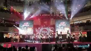 Ego Supreme Crew Wars 2 | College Elims | EARIST | Red Fox Dance Company