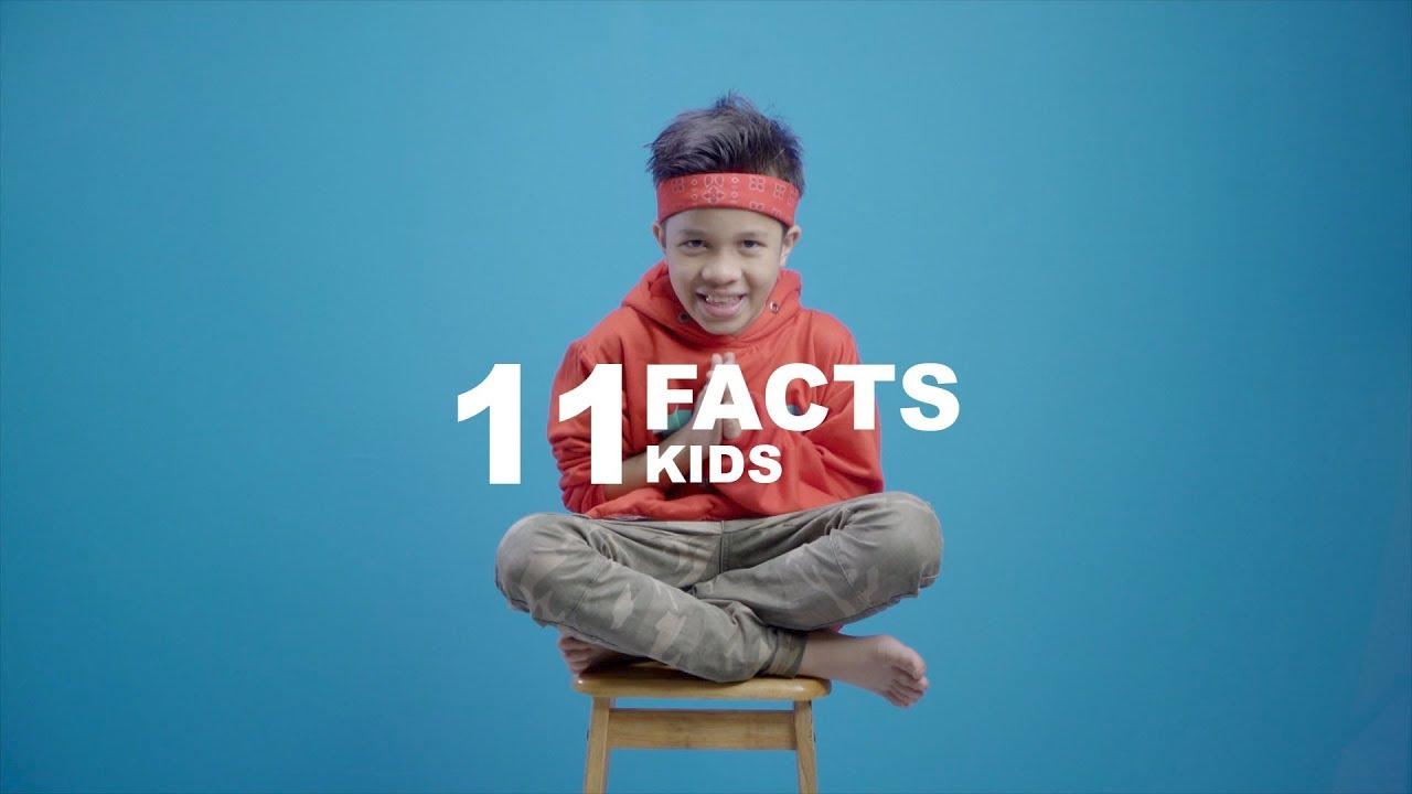 11 Fakta Fateh Halilintar 11 Kids Youtube