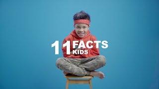 11 FAKTA FATEH HALILINTAR | 11 KIDS