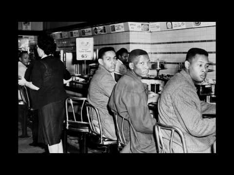 Sit-Ins of the Civil Rights Movement