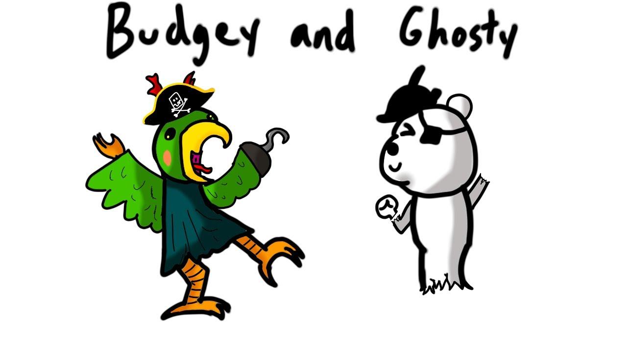Budgey and Ghosty | New Piggy Skins Update | Fanmade Skins Contest Winners