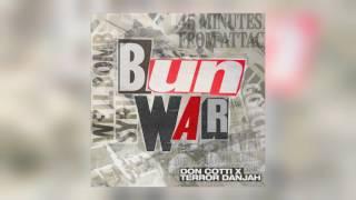 Don Cotti & Terror Danjah - Bun War (Instrumental Version) [Nice Up!]