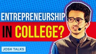 WHY I Started my Entrepreneurial Journey in College? | Deep Kakkad | Student Motivation