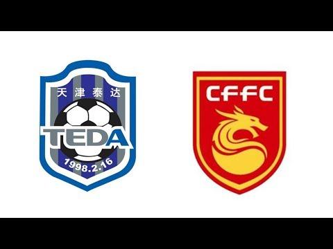 Round 22 - Tianjin Teda vs Hebei CFFC