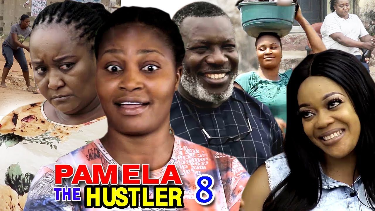 PAMELA THE HUSTLER SEASON 8 - New Movie | 2019 Latest Nigerian Nollywood Movie Full HD