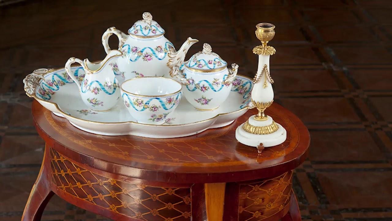 чаепитие в старинной усадьбе фото