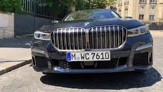 BMW M760 LI ! Je suis amoureux de cette voiture