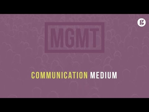 Communication Medium