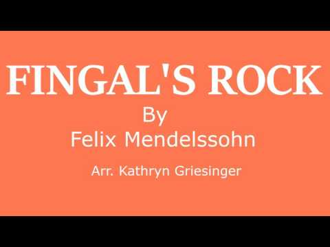 FINGAL'S ROCK (String Orchestra)