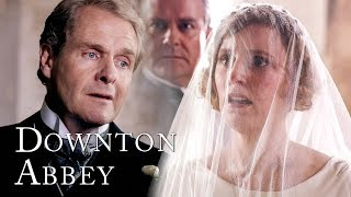 Edith & Sir Anthony   The Continued Misery Of Lady Edith   Downton Abbey