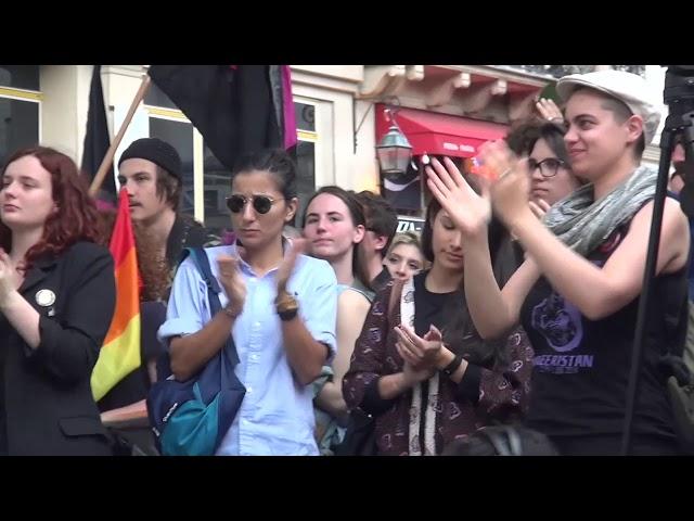 Gay Pride de nuit - Juin 2016