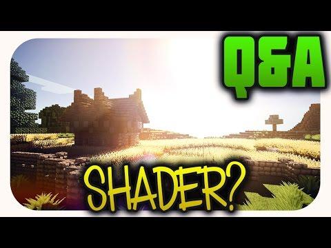 Minecraft Konsole (Q&A): Kommen Shader auf die Konsolen?