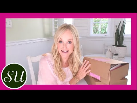 Unboxing The New Sophie's Picks Beauty Box | Best Luxury Natural Skincare and Beauty January 2018