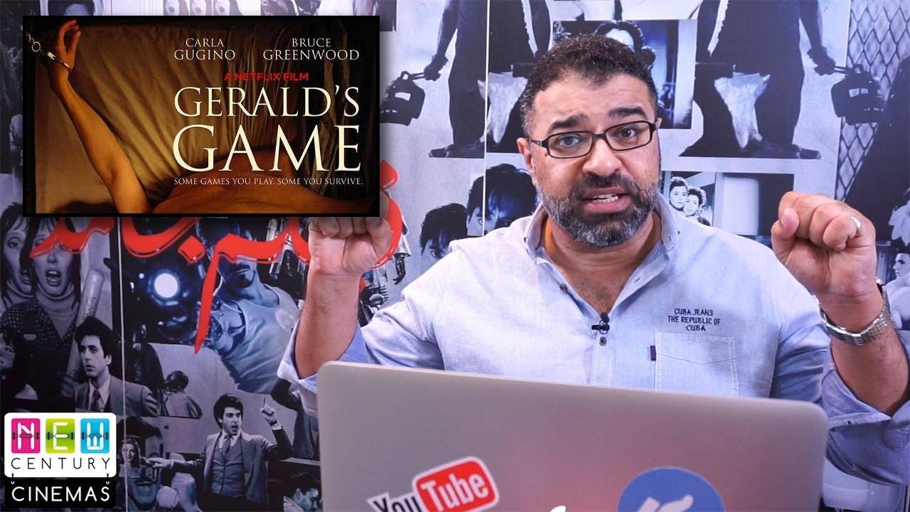 Download مراجعة عالطاير لفيلم Gerald's Game | فيلم جامد
