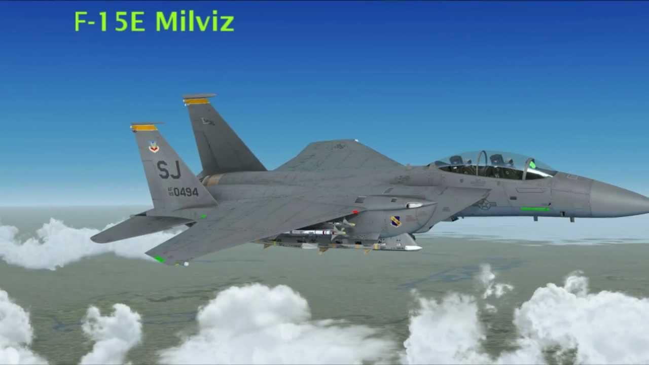 DRIVER: IRIS F-15E MUDHEN