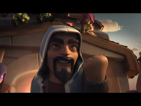 Clash of Clans Eight Clans Enter One Clan Leaves1