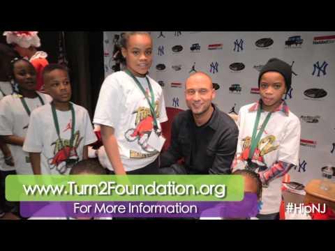 Hip New Jersey: Derek Jeter Turn 2 Foundation
