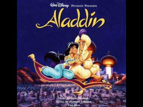 Aladdin soundtrack: Friend Like Me (Italian)