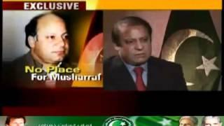 Nawaz Sharif admits that Kargil was a mistake.