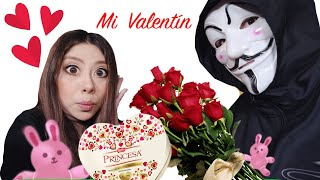 Did the hacker fall in love with me?   Valentine's Day