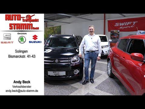 Suzuki Ignis vorgestellt