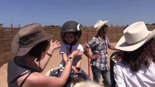 Battesimo della Sella al Carolina Ranch :)