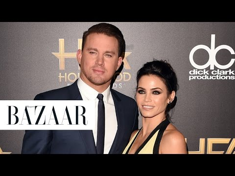 Jenna Dewan Revealed How She Started Dating Channing Tatum on 'Ellen' and It's Hilarious