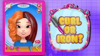 Crazy Hair Salon | Girl Makeover | TabTale