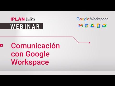 """Webinar Google """"Comunicación"""